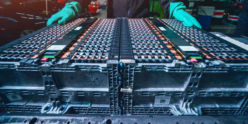 Are electric car batteries recyclable?