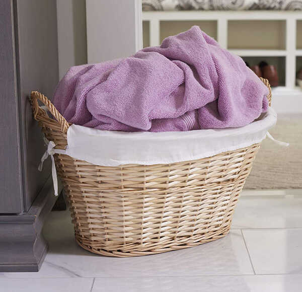 Household-Essentials-Willow-Wicker-Eco-Friendly-Laundry-Basket
