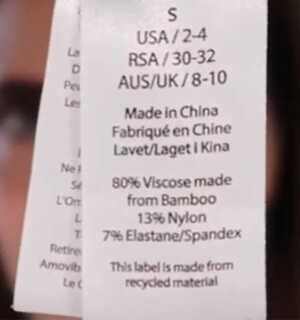 Are bamboo clothing antibacterial?