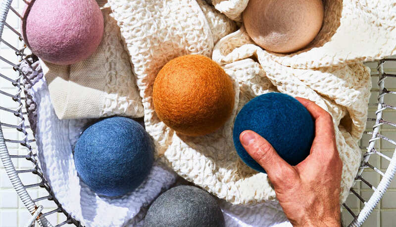 What are wool dryer balls?