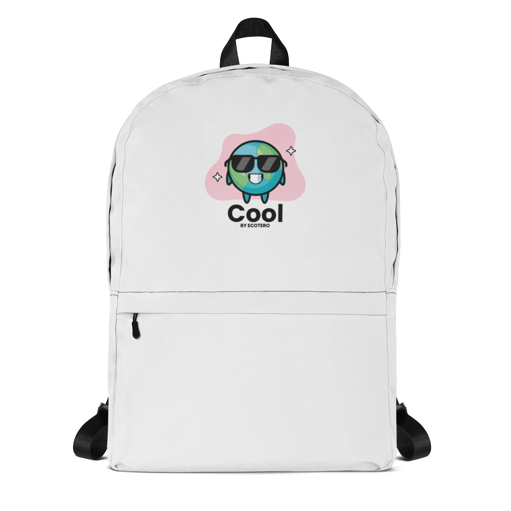 Ecotero Cool Pink BackPack