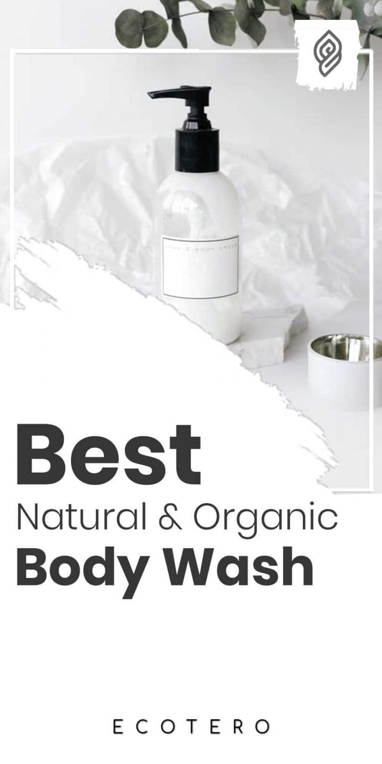 12 Best Organic Body Washes for Sensitive Skin