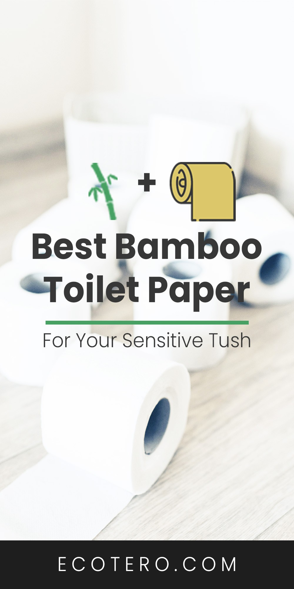 Pin Best Bamboo Toilet Paper