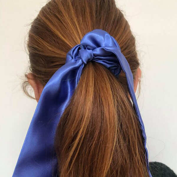 Upcycled-Gift-Ideas-For-Her-Cloth-Hair-Scrunchie-Scarf