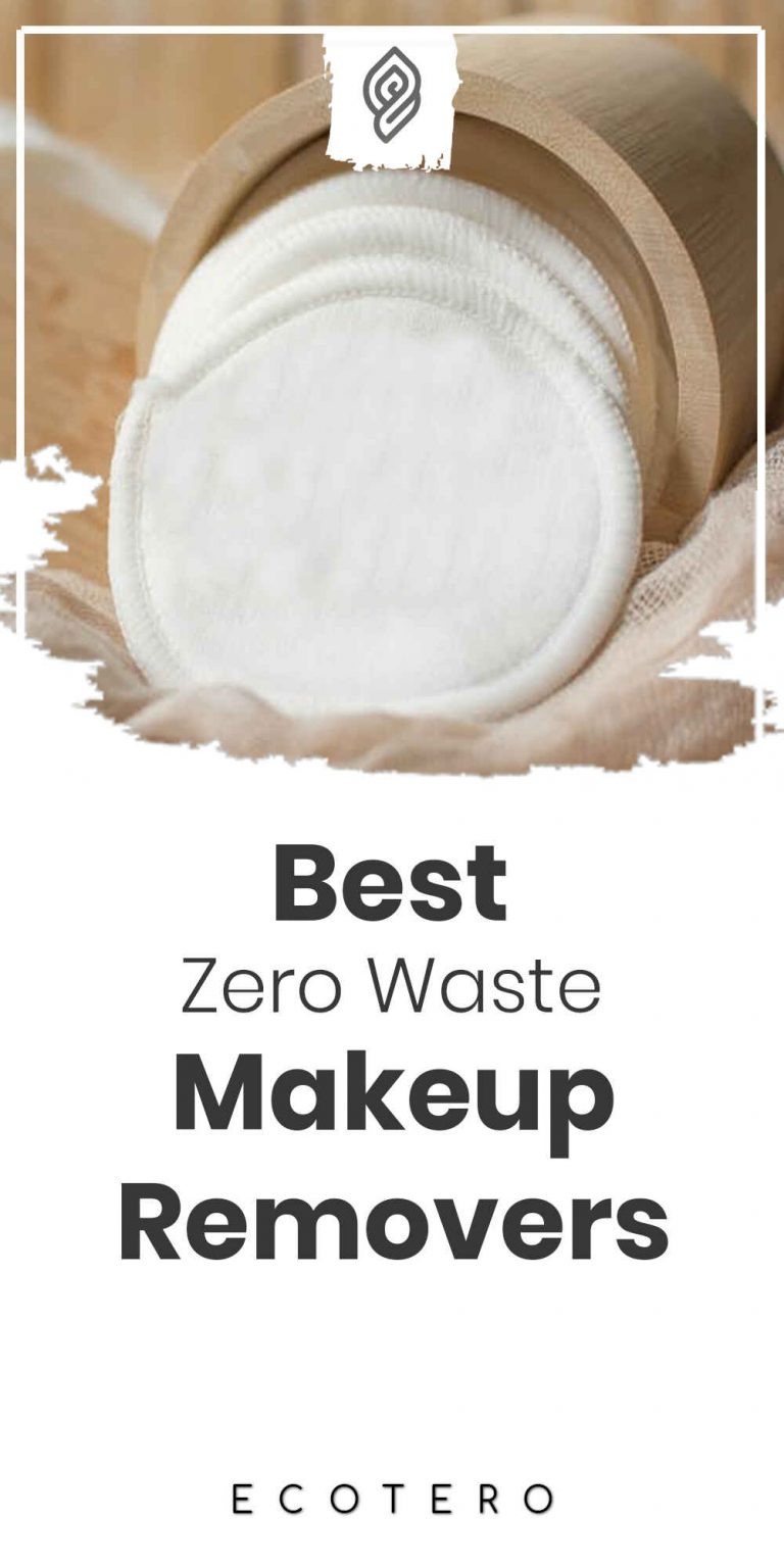 12 Zero Waste Makeup Removers For Safe & Eco-Friendly Makeovers