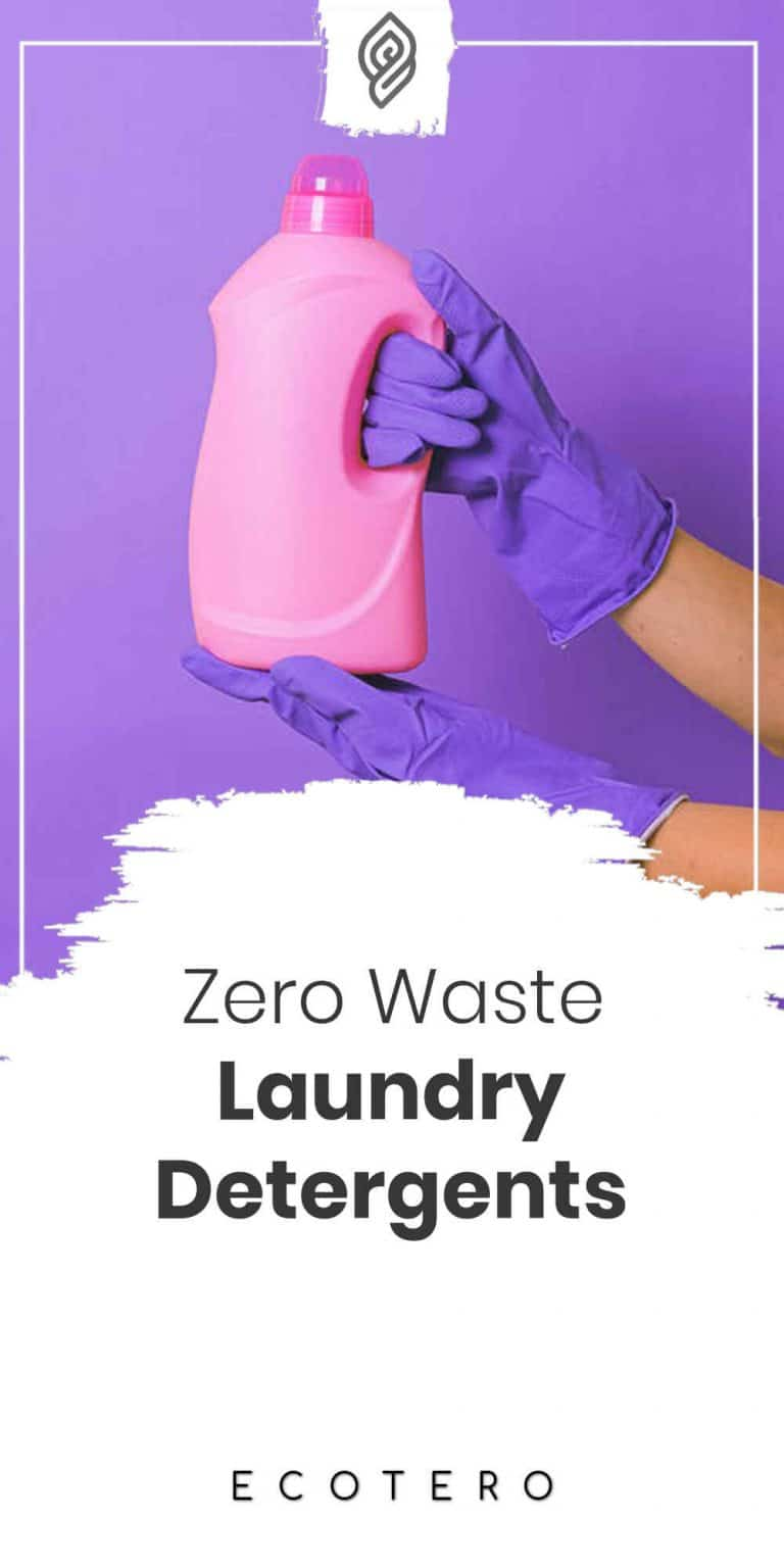 18 Zero Waste Laundry Detergents for a Green Laundry Routine