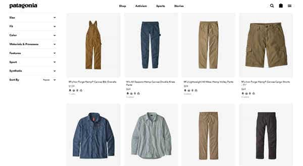 Affordable-Eco-Friendly-Clothing-Brand-Patagonia