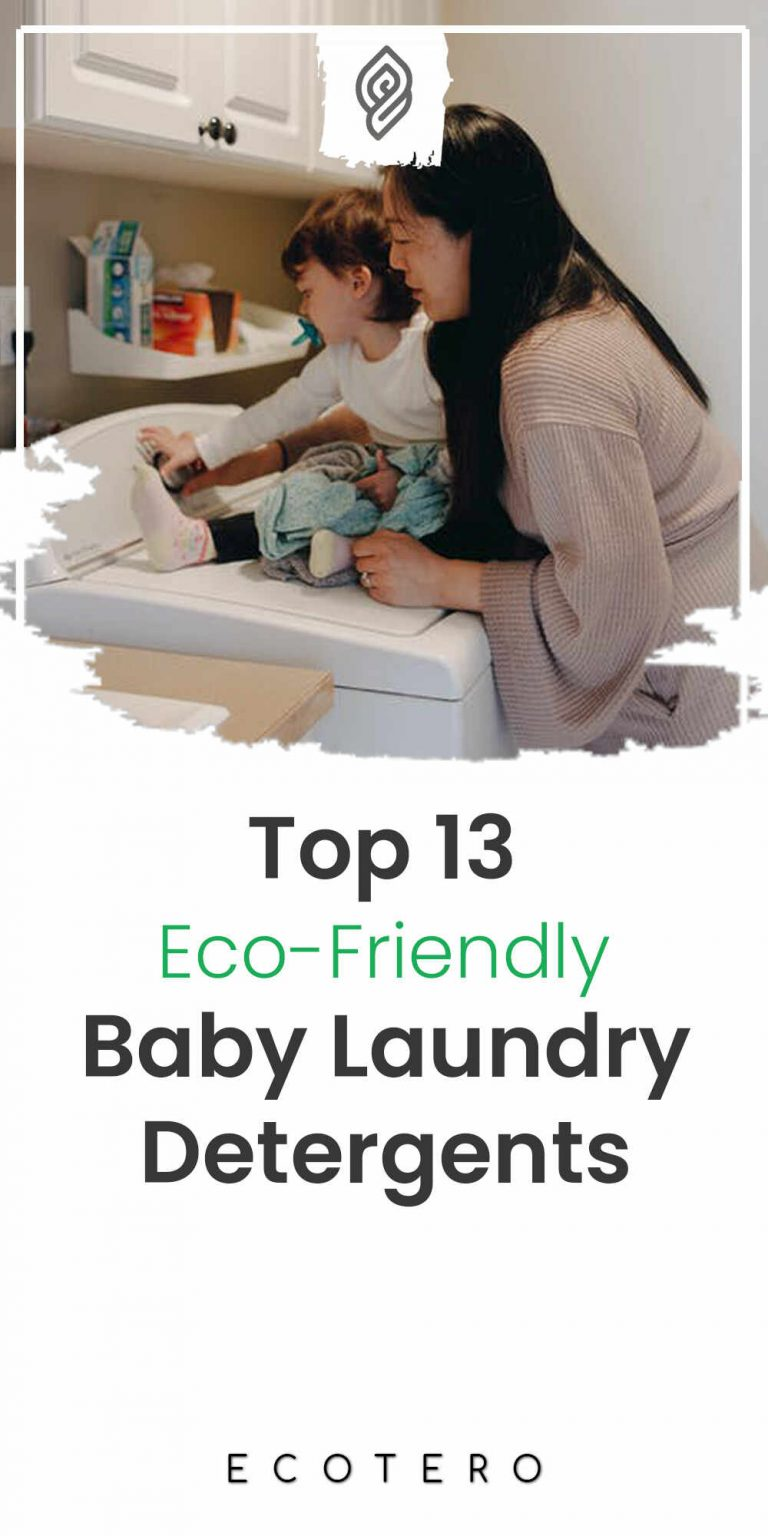 13 Best Eco-Friendly Laundry Detergents For Babies