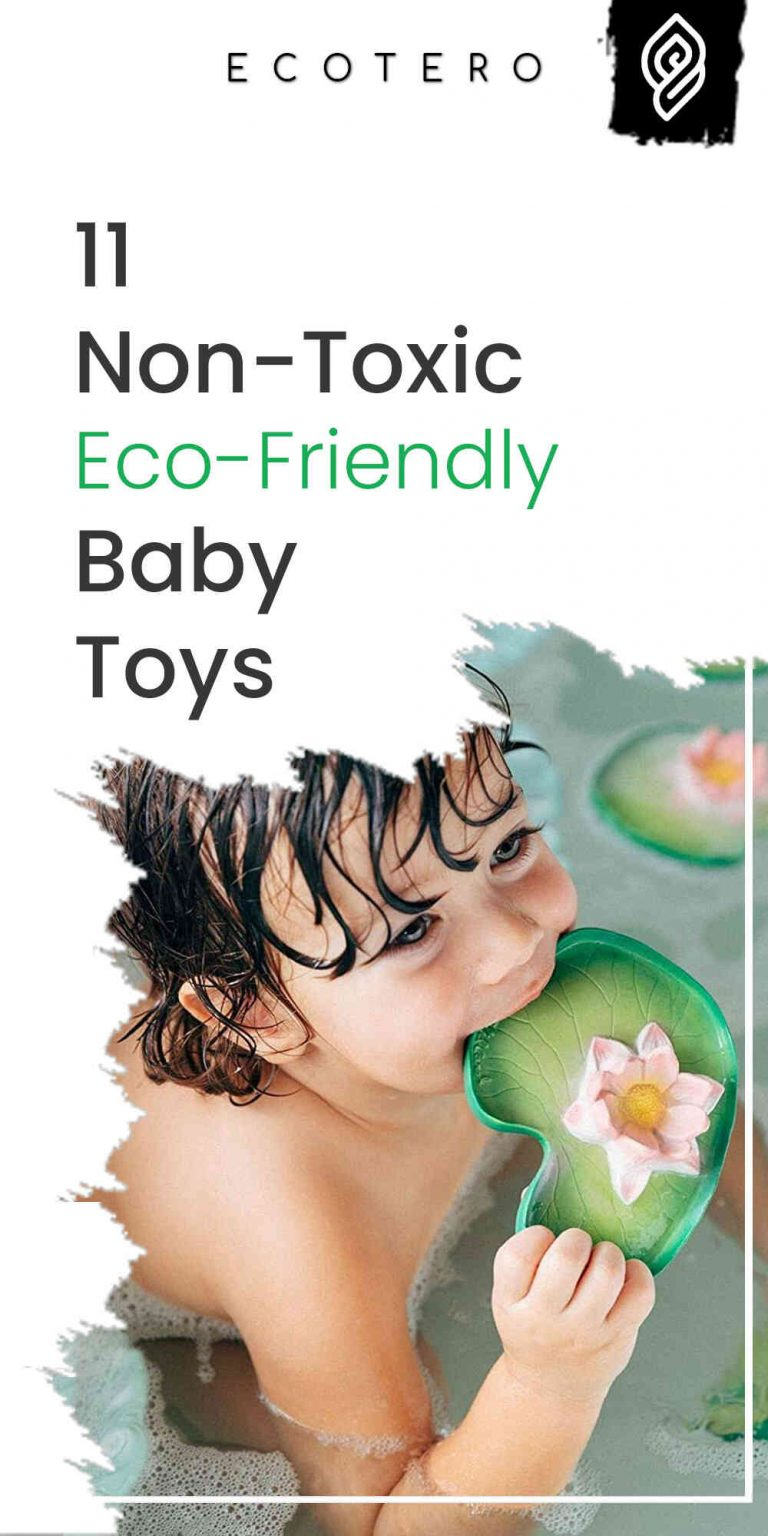 11 Eco-Friendly Baby Toys Guaranteed Safe For Kids