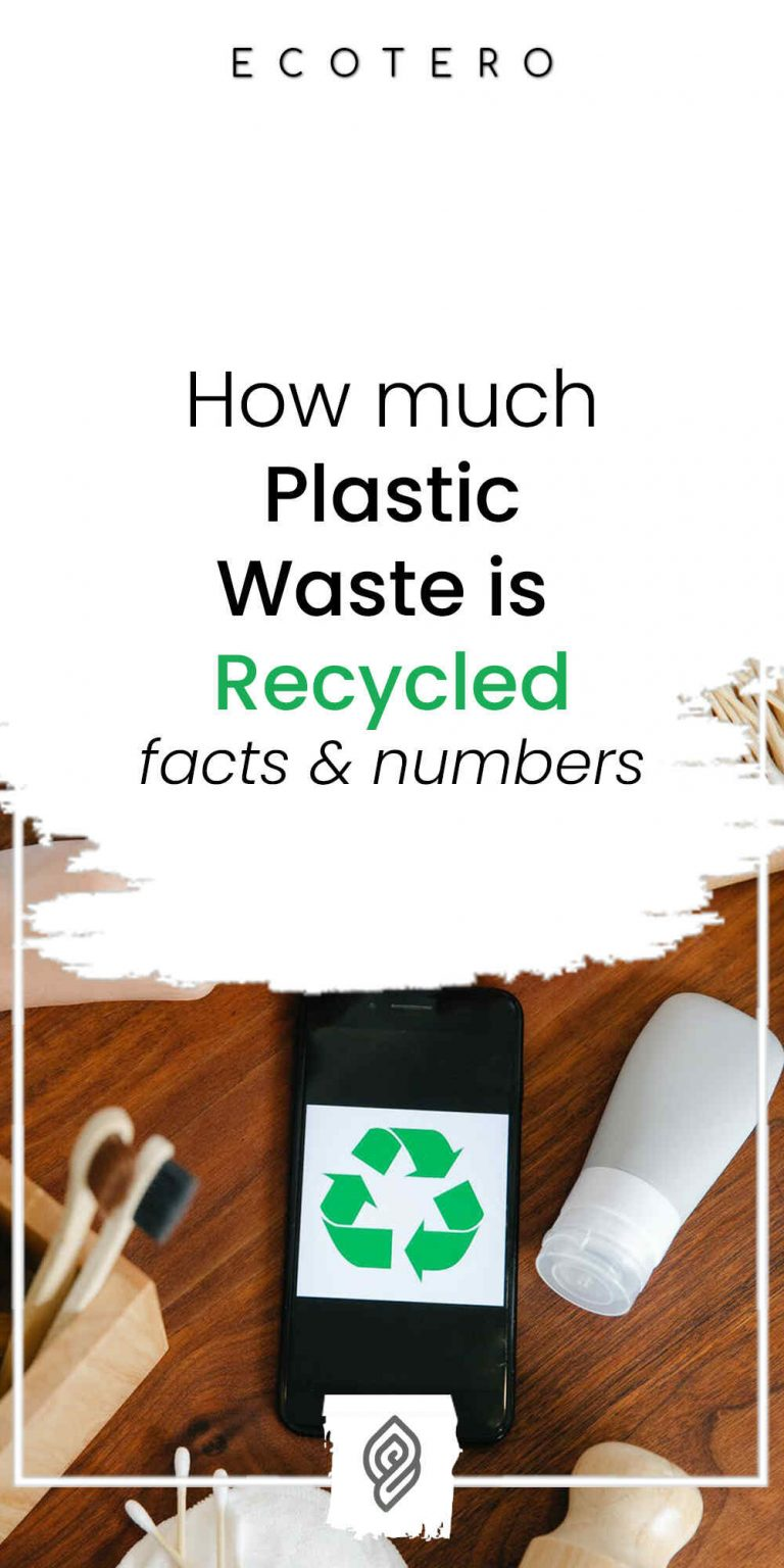 How Much Plastic Waste Is Recycled, Where Do The Rest Go?