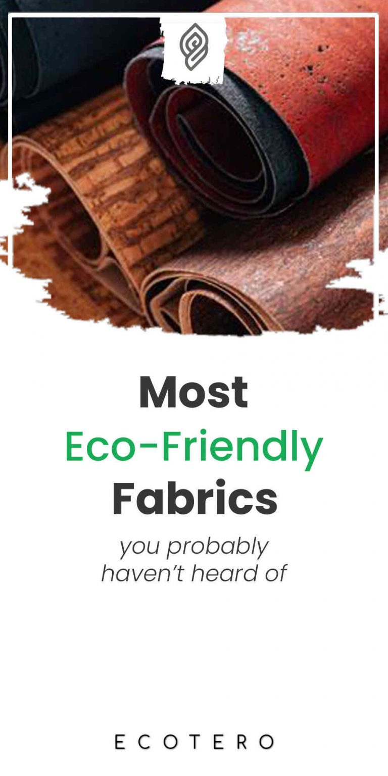 13 Most Eco-Friendly Fabrics For Sustainable Fashion
