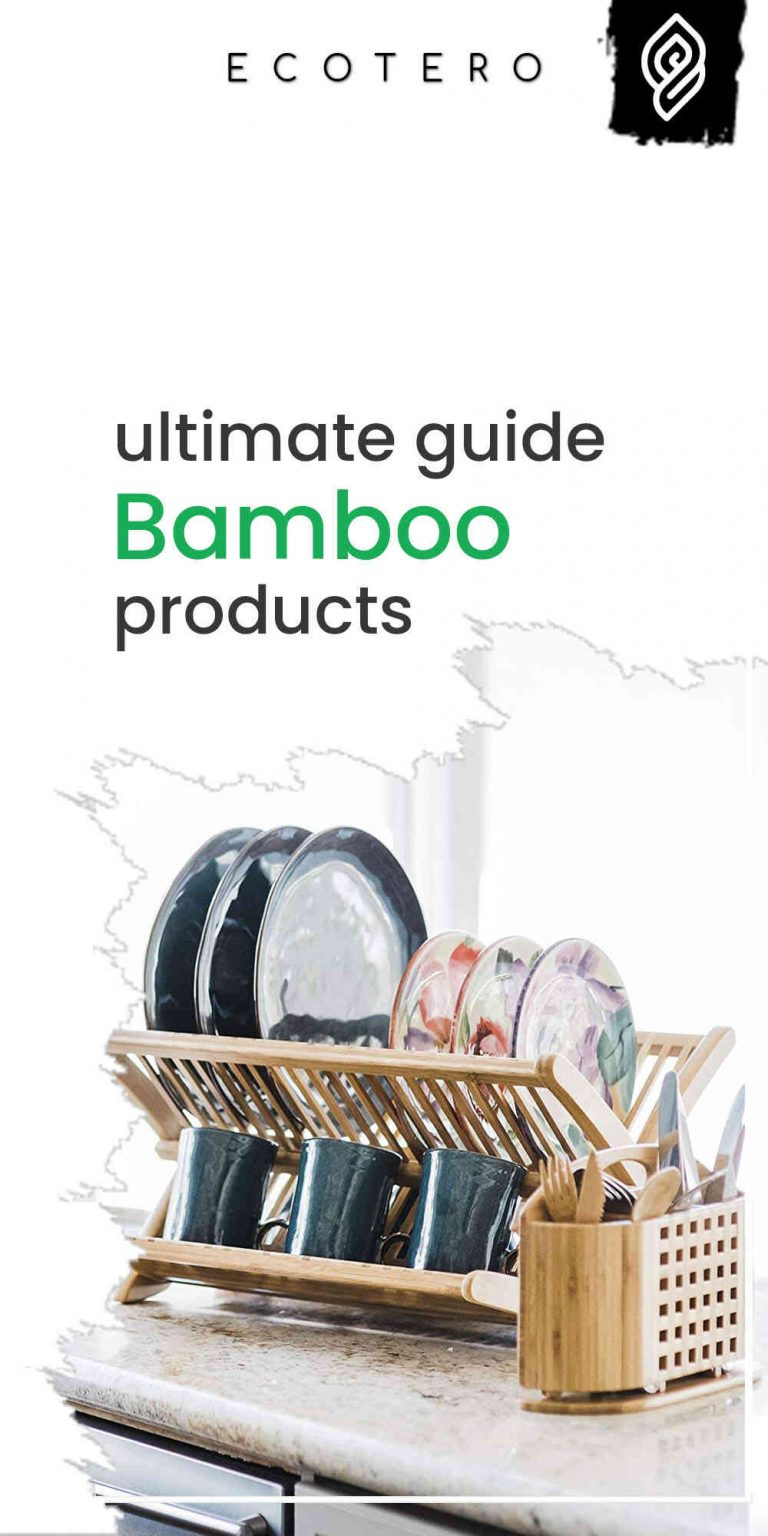 80+ Eco-Friendly Bamboo Products For Eco-Conscious People