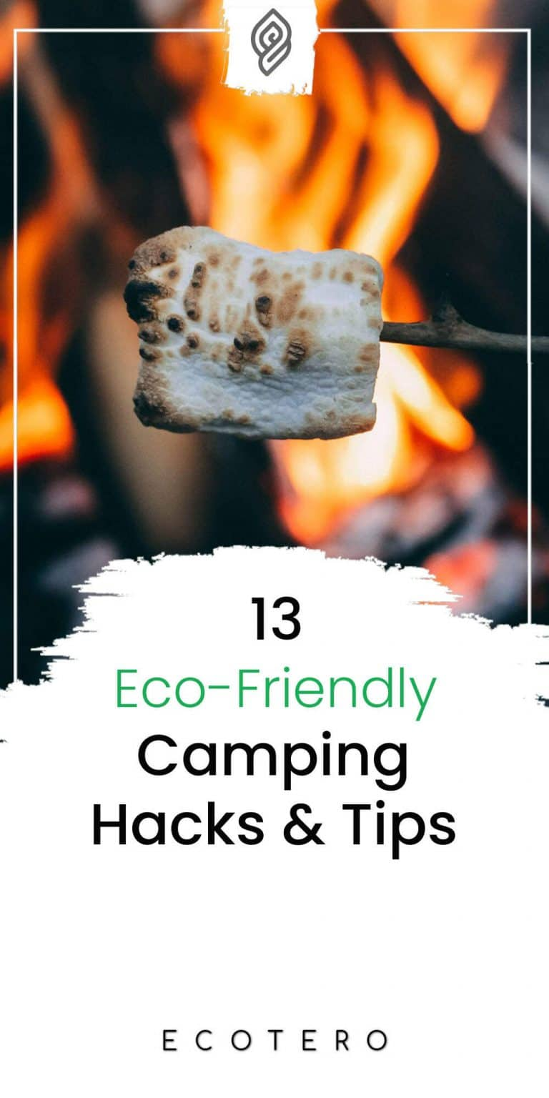 13 Simple Eco-Friendly Camping Tips To Protect Nature