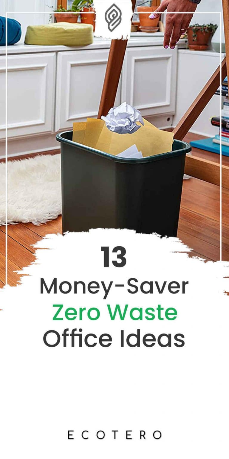 13 Zero Waste Office Ideas For A Sustainable Workplace