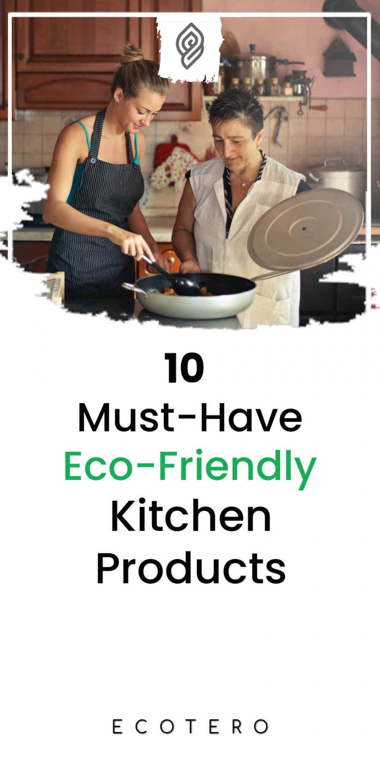 Top 10 Eco-Friendly Kitchen Products Every Home Must Have