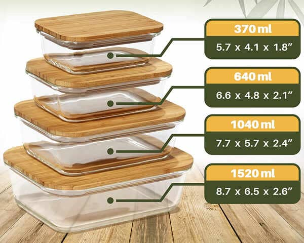Greener-Chef-Eco-Friendly-Glass-Food-Container-Set