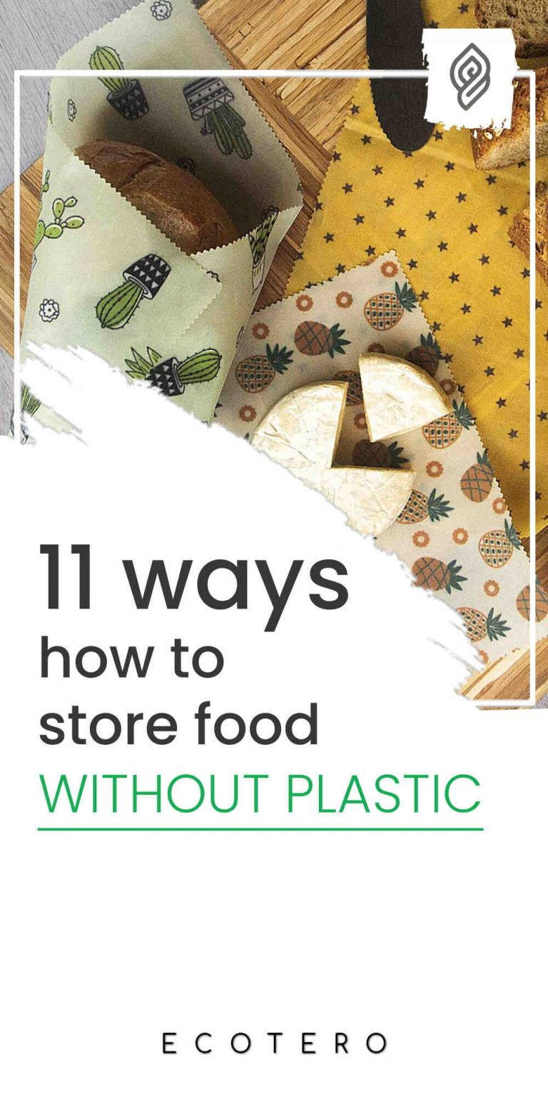 How To Store Food Without Plastic: 11 Eco-Friendly Food Storage Ideas