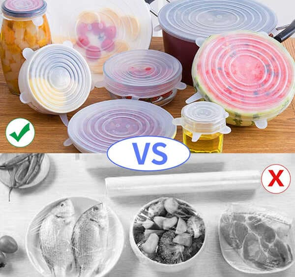Use-Silicone-Stretch-Lids-To-Store-Food-Not-Plastic-Bags