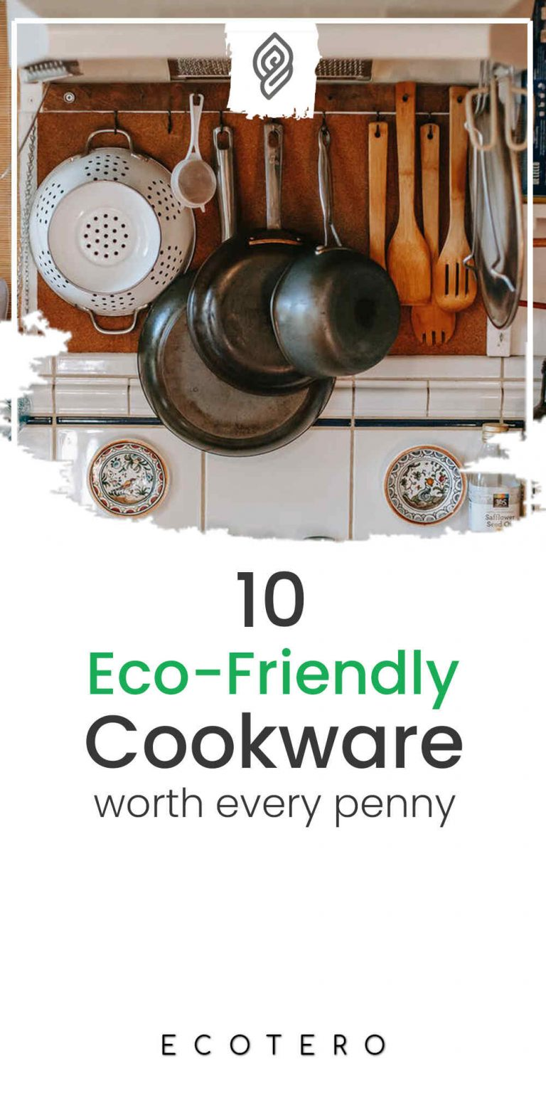 Top 10 Non-Toxic, Eco-Friendly Cookware For Healthier Homes & Planet